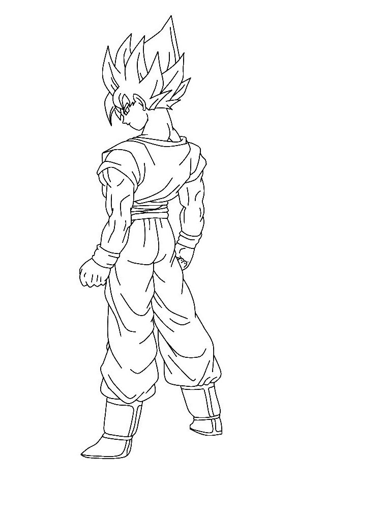 deviantART: More Like SSJ Vegeta by Stardust87