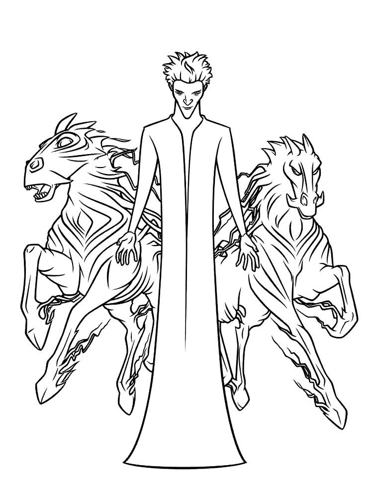 La Liga De La Justicia Para Colorear Az Dibujos Para Colorear