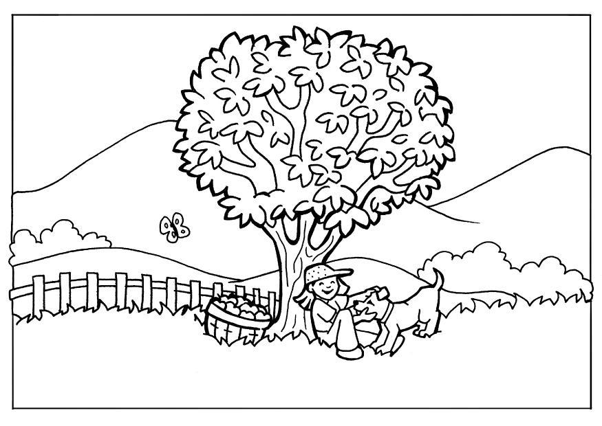 Paisajes Faciles de Dibujar Para Niños Paisajes Animados Para Ninos