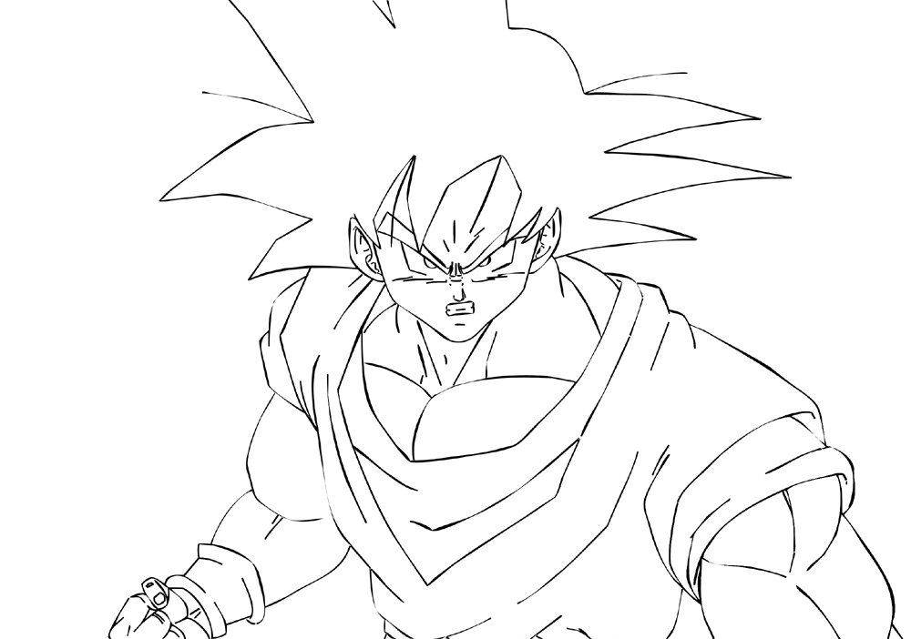 Imagenes De Dragon Ball Z Para Dibujar Faciles Vegeta Best