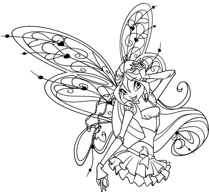 Pin by Laivi Quonna on winx club | Pinterest