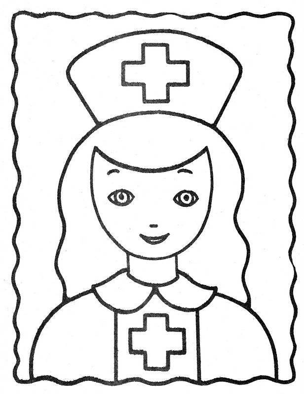 Dibujos Para Colorear De Medicos - AZ Dibujos para colorear