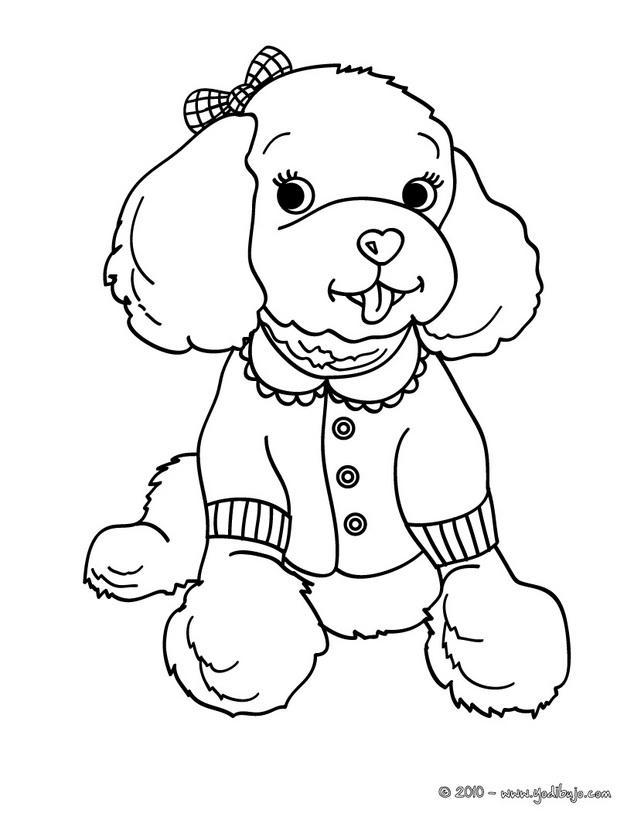 Dibujos De Cachorros Para Colorear Az Dibujos Para Colorear