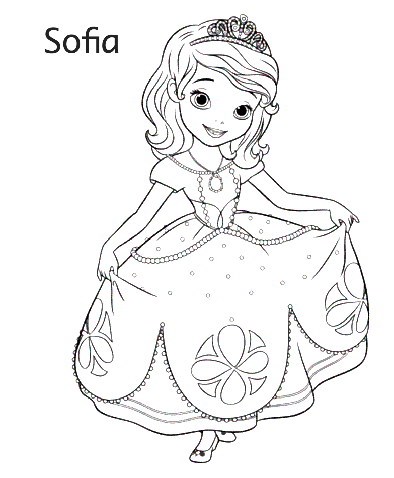 pilar Colouring Pages
