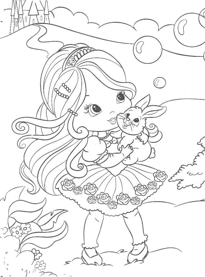 Dibujos De Muñecas Lindas Para Colorear - Imagui - AZ Dibujos para ...