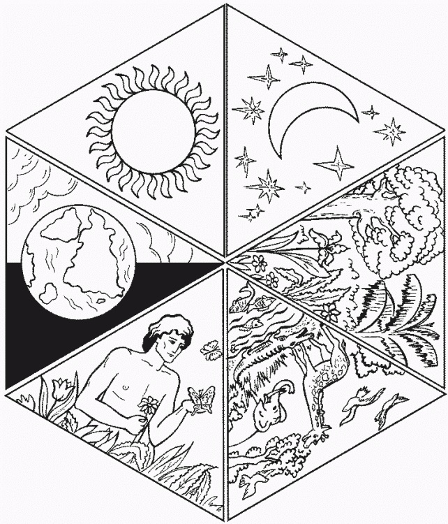 historia biblica josé Colouring Pages