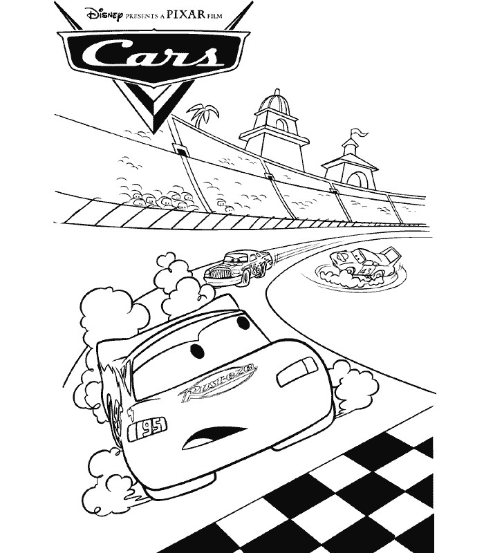 Descarga Dibujo Para Colorear De Monstruos S A Car Pictures
