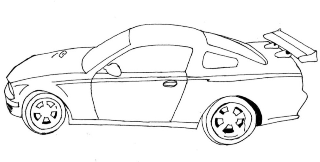 Printable Race Car Coloring Pages – 775×901 Coloring picture ...