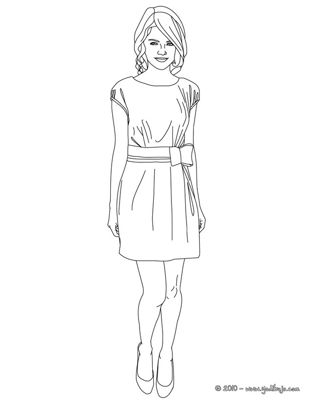 Demi lovato pintar colouring pages for Demi lovato coloring pages