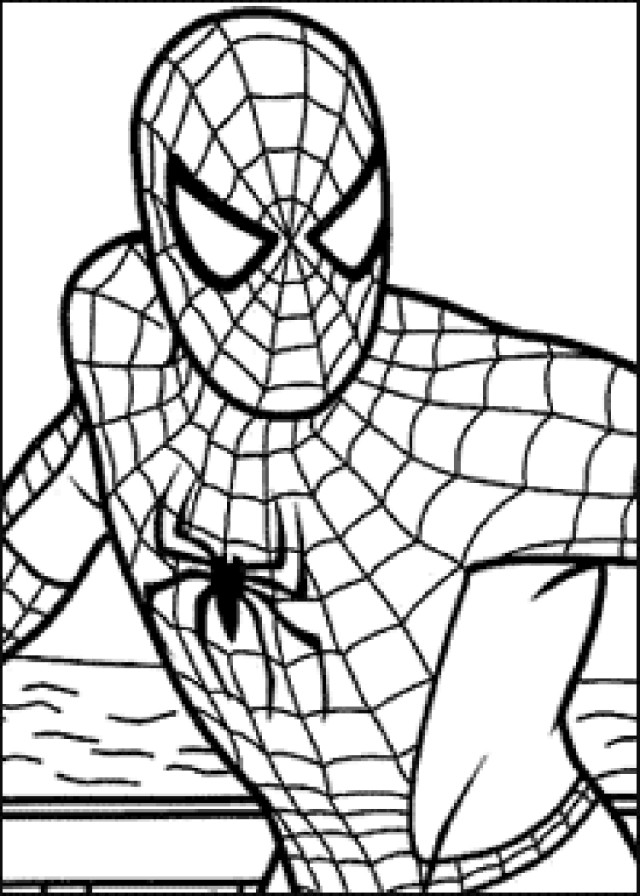 Download Spiderman Para Imprimir | Laptopezine.