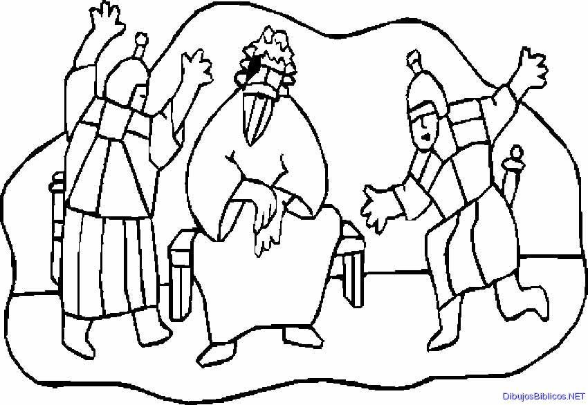 Soldados Se Burlan Dibujos De La Biblia Angeles Para Az