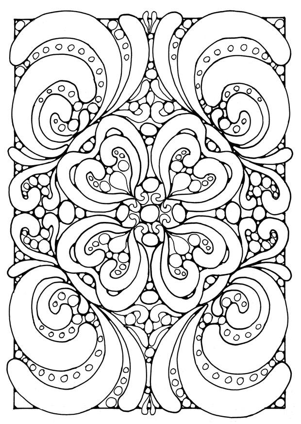 Dibujos Para Colorear De Mandalas - AZ Dibujos para colorear