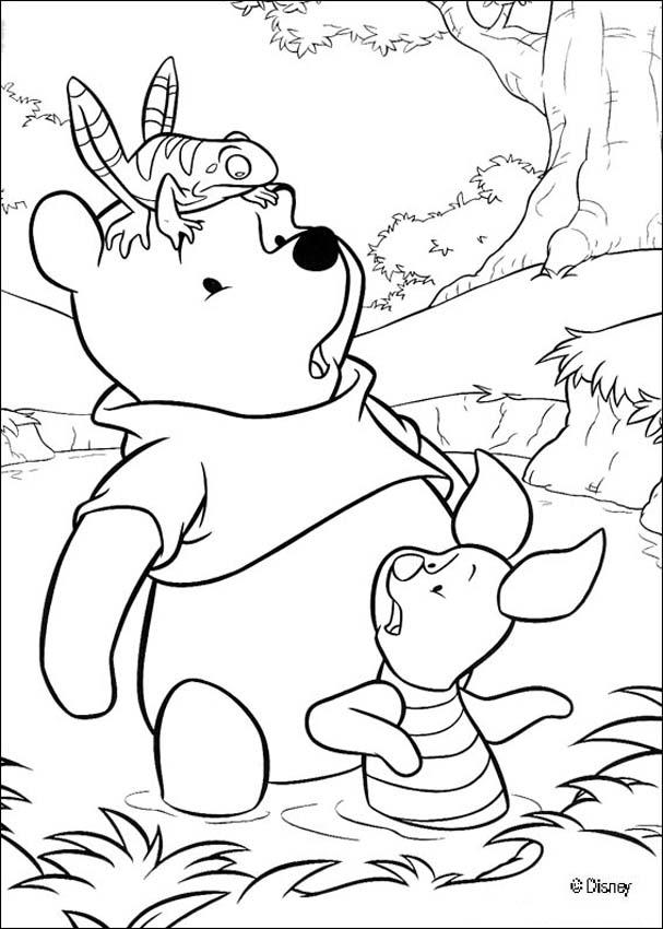 Winnie Pooh Imagenes Para Imprimir - AZ Dibujos para colorear