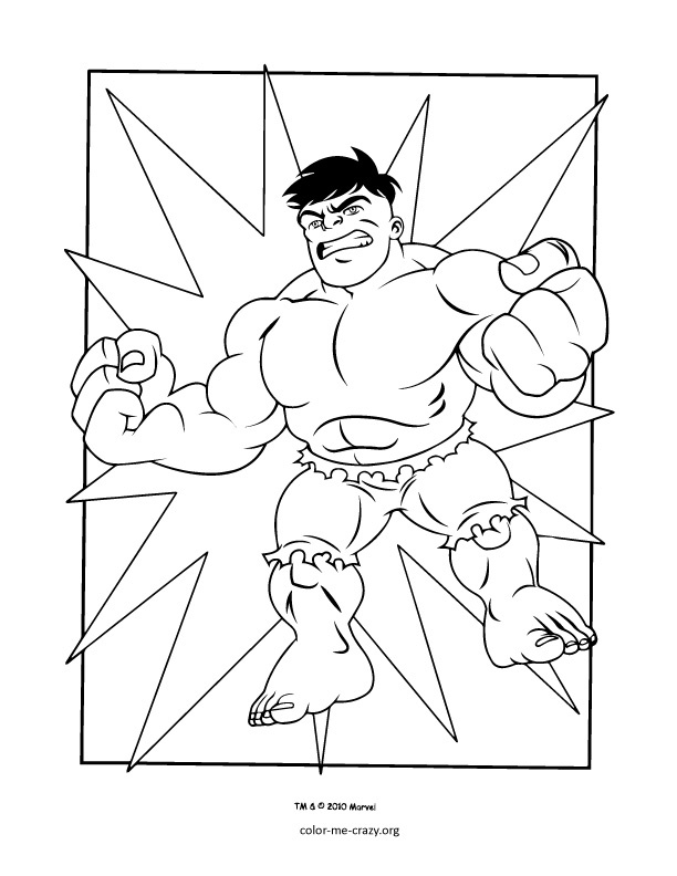 Pix For > Superhero Squad Hulk Face