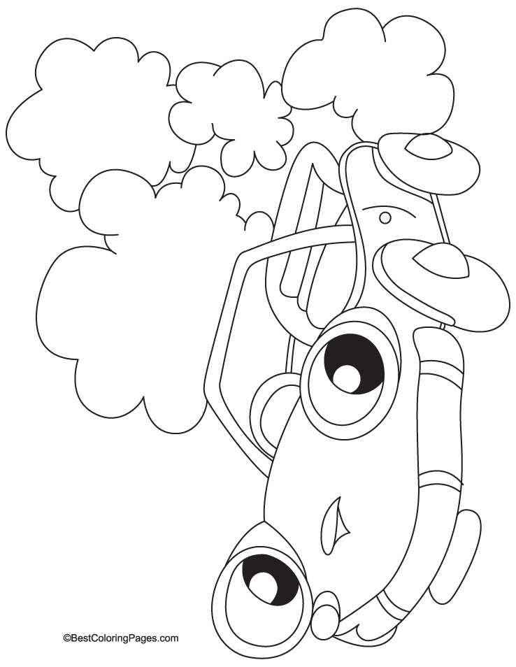 Racing car coloring page | Download Free Racing car coloring page ...