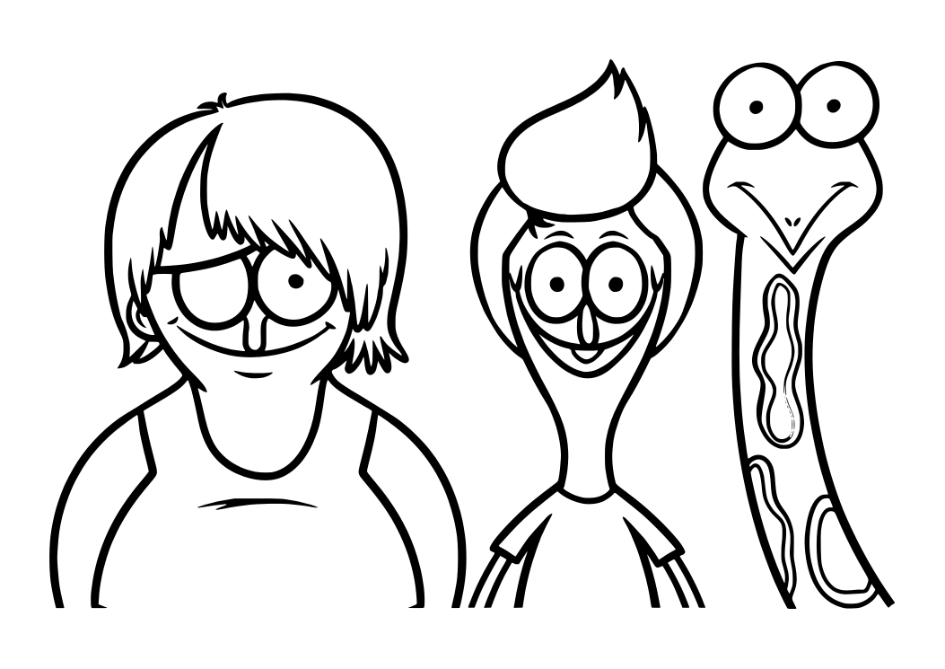 Verbs Flash Cards For Kids Besides Sanjay And Craig Coloring Pages