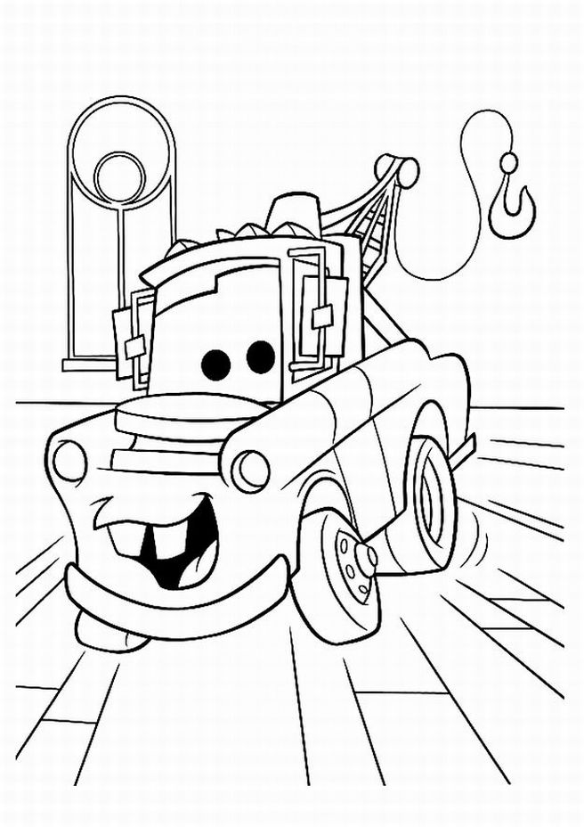 All About Christmas Coloring Pages For Kids Car Pictures