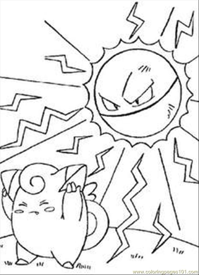 Coloring Pages Pokemon Coloring Pages38 (Cartoons > Pokemon ...