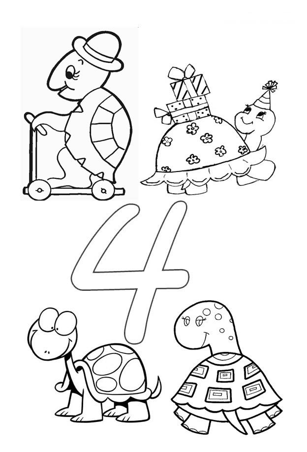 Matematicas Para Colorear - AZ Dibujos para colorear
