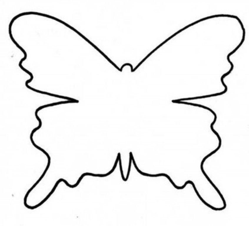 Mariposas para dibujar car interior design - Plantillas de mariposas para pintar ...