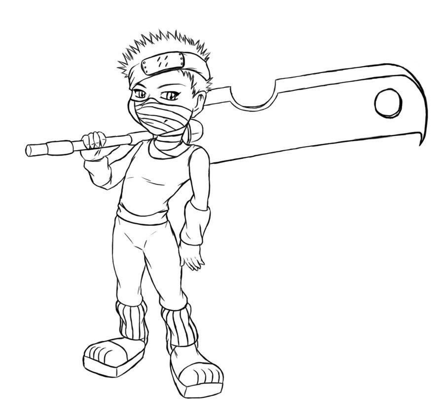 Dibujos Para Imprimir De Naruto - AZ Dibujos para colorear