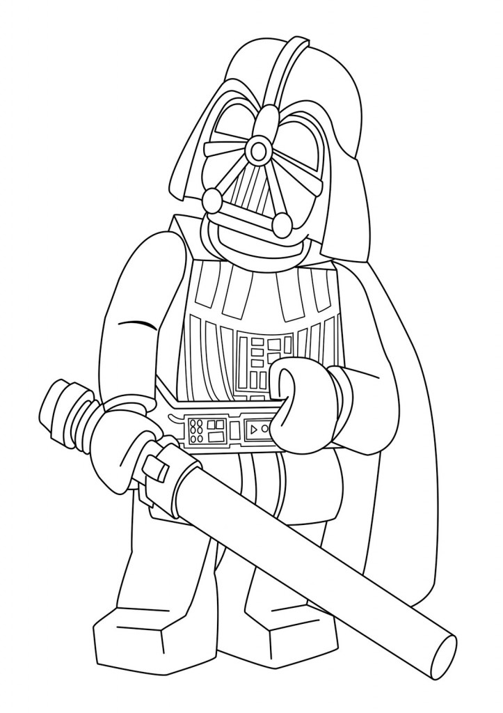Pin Dibujos Para Colorear Star Wars Lego Iappsofts Wallpaper on ...