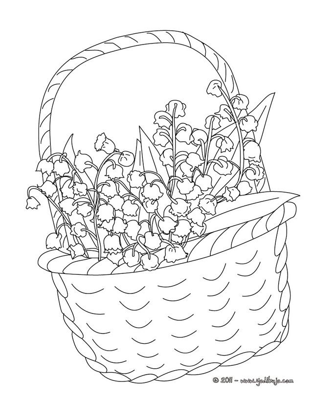 Para Dibujos Caperucita Roja Lobo Colorear - AZ Dibujos para colorear