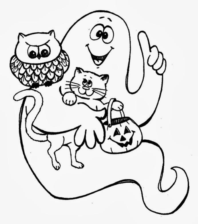 Imagenes Y Fotos Fantasmas De Halloween Para Pintar Parte 2  AZ
