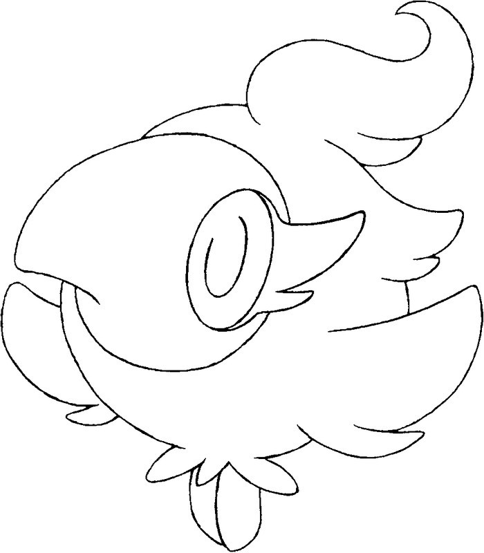 dedenne coloring pages coloring pages