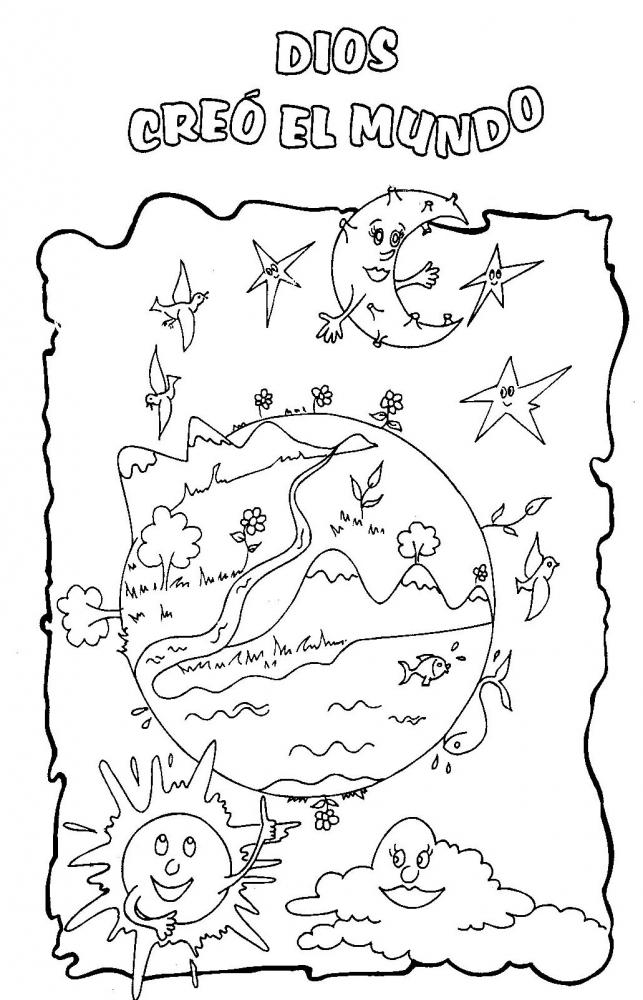 Santa Cruz Pastoral Para La Familia Az Dibujos Para Colorear