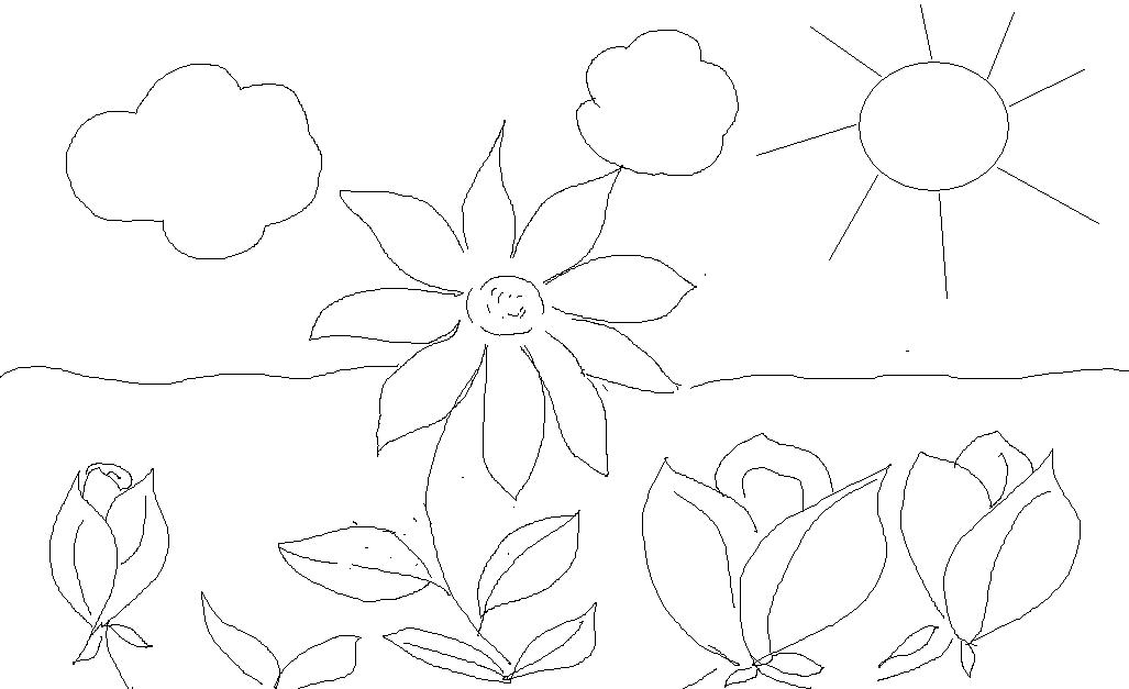 Dibujos Para Colorear Con Temperas - AZ Dibujos para colorear