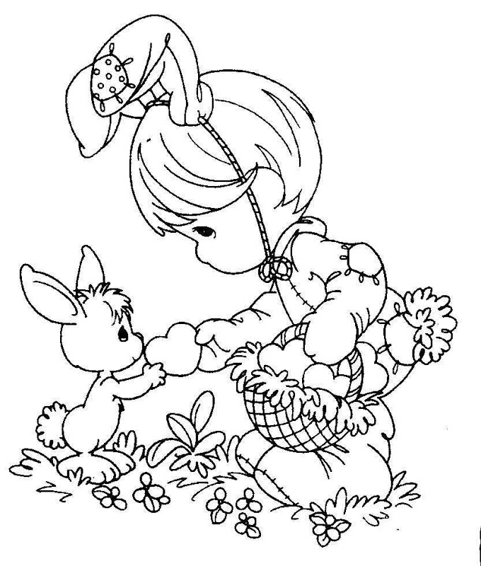 Fulanitos Coloring Pages