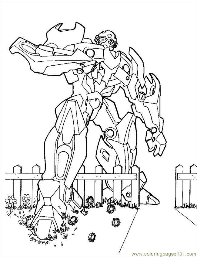 Transformers 4 Hound Colouring Pages Az Dibujos Para Colorear