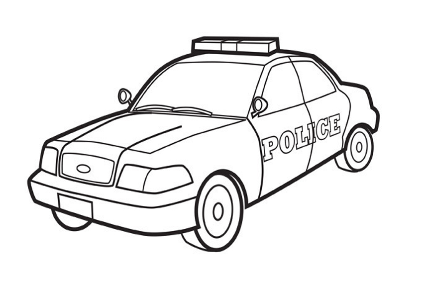 Color in your favorit coloring pages of cars with some bright ...
