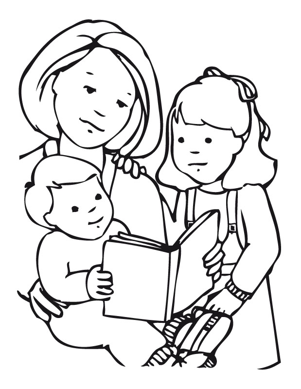 Embarazada Mujer Colouring Pages Page 2 Az Dibujos Para Colorear