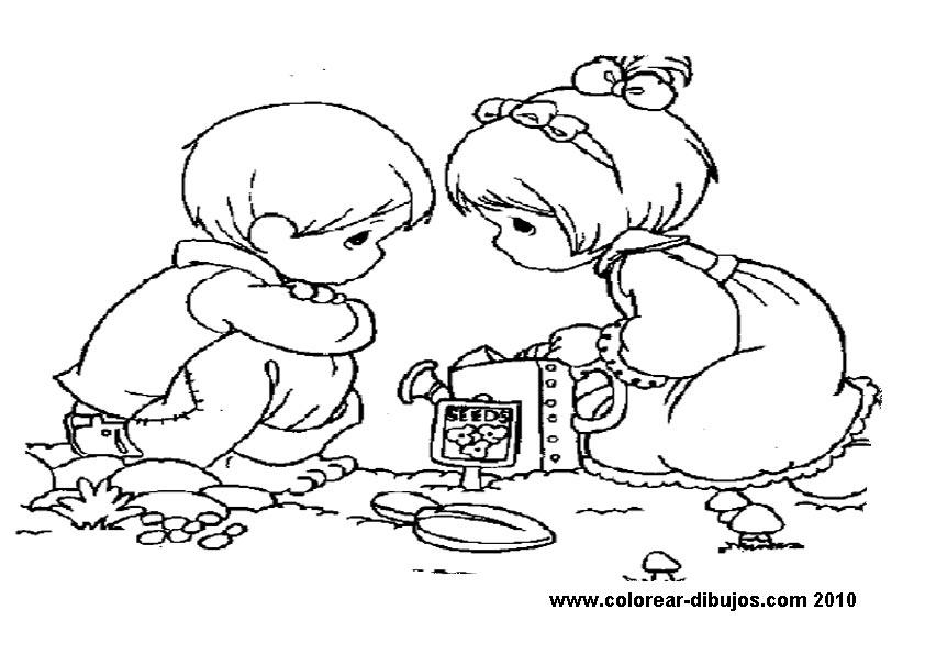 Paginas Para Niños - AZ Dibujos para colorear