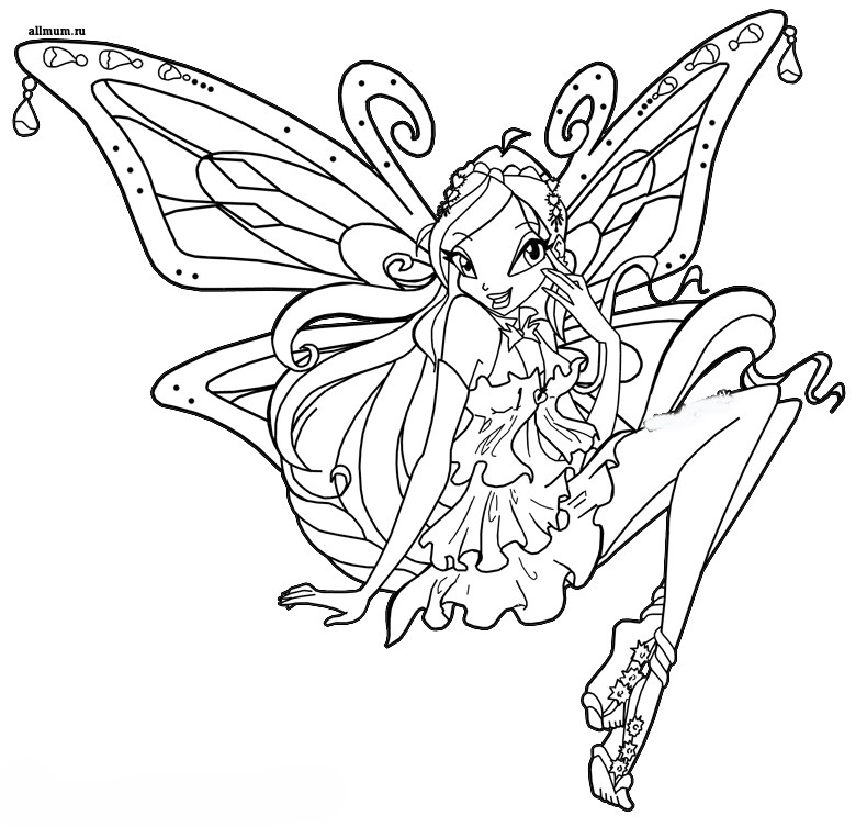 Pin Pin Winx Club Dibujos Tattoo Pictures To On Pinterest on Pinterest