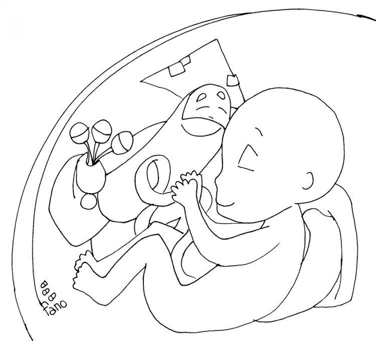 Dibujos Fano Para Colorear Adviento - AZ Dibujos para colorear