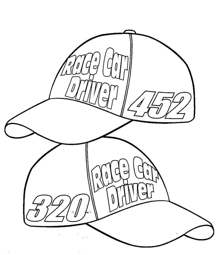 Nascar Racing Coloring Page| Free Nascar Racing Online Coloring - AZ ...