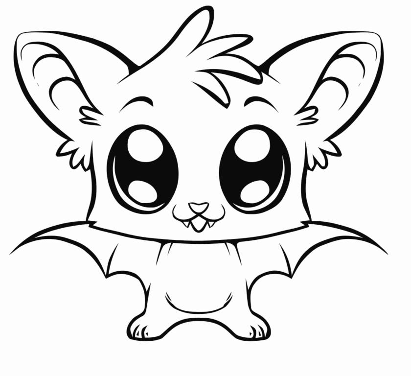 Dibujos De Animales Bebes Para Colorear   AZ Dibujos para colorear