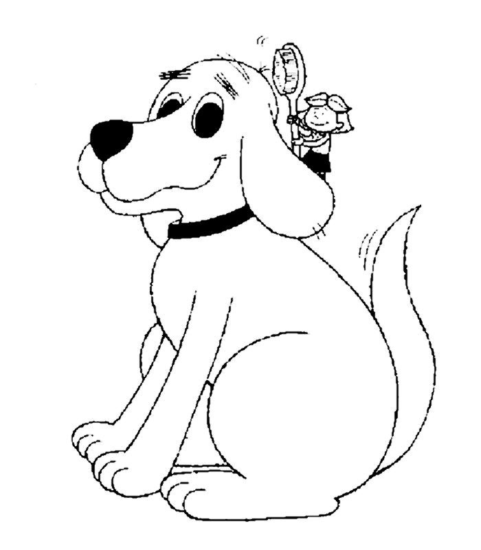 perros yorkshires Colouring Pages