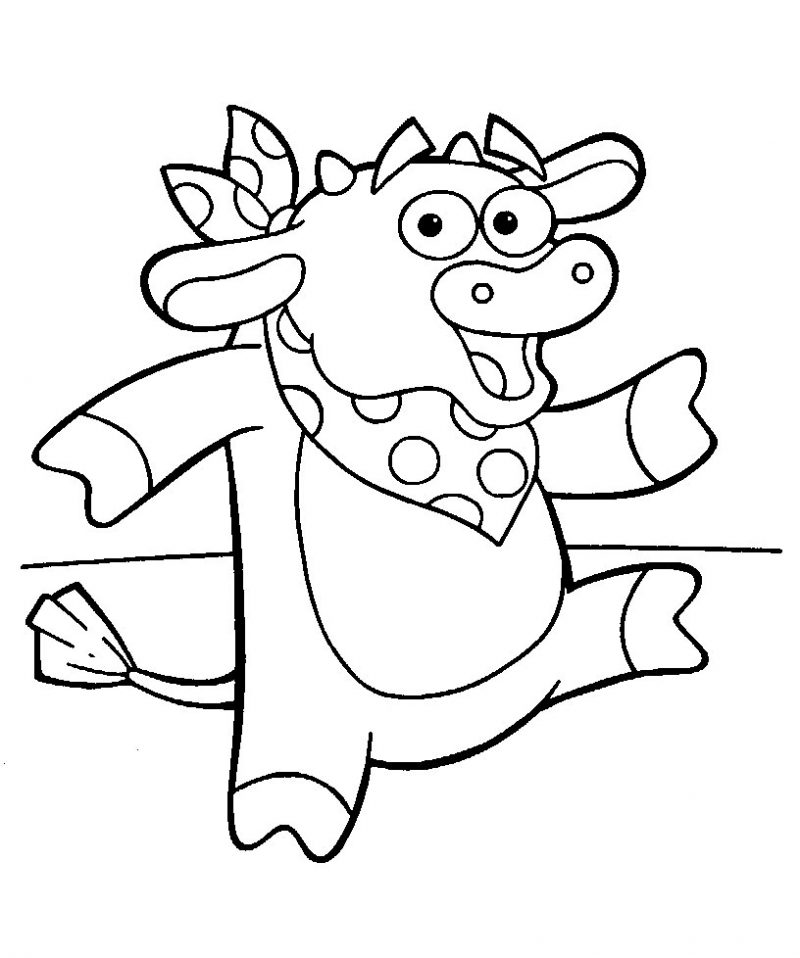 Dora Coloring Pages | ColoringMates.