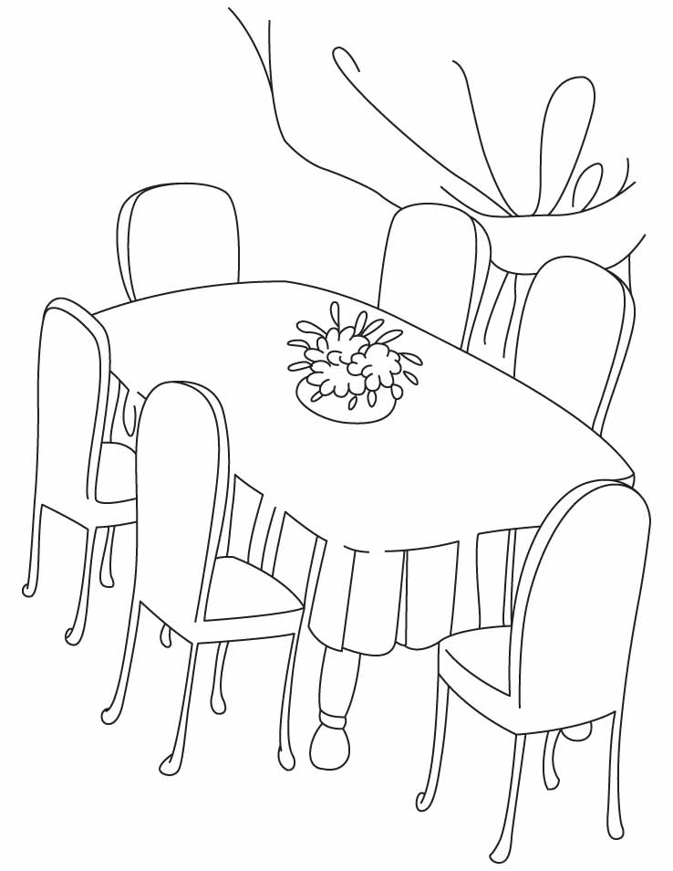 72 ideas Coloring Pictures Of Kitchen on kankanwzcom