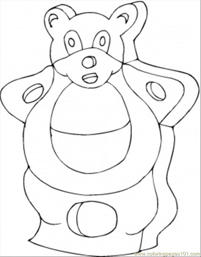 candy coloring pages and fruits - photo#20
