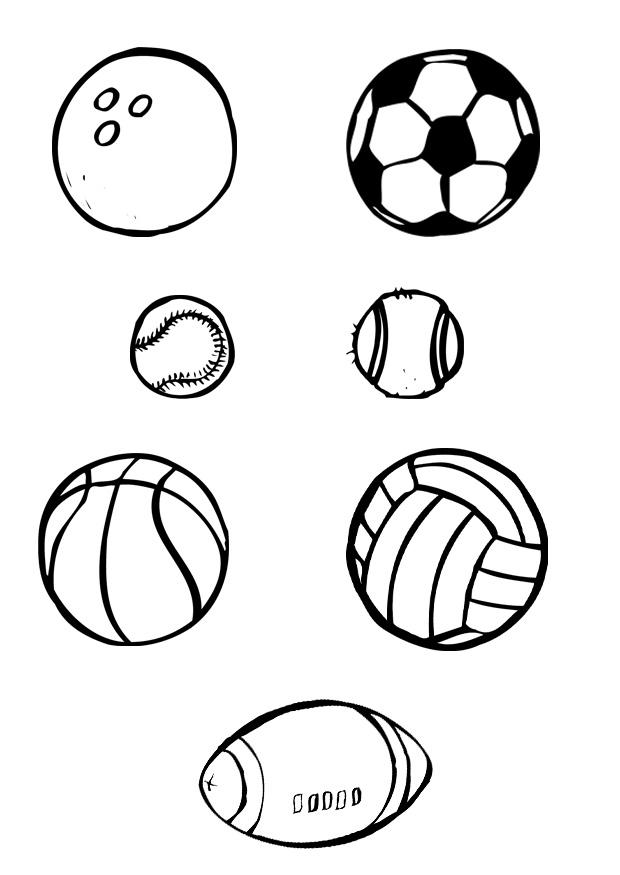 Colorear Deportes Az Dibujos Para Colorear