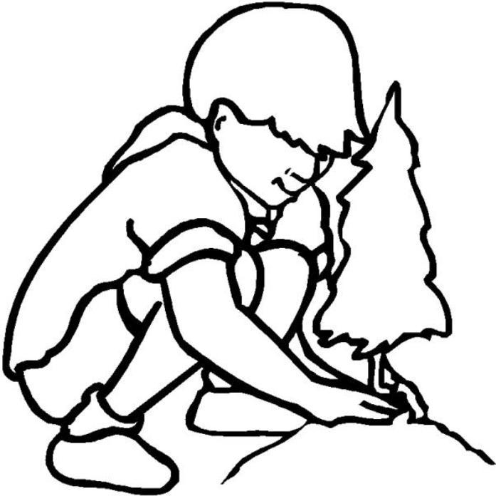 Pintar Online Para Niños Az Dibujos Para Colorear