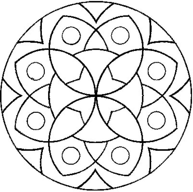 Dibujos Con Figuras Geometricas Para Colorear Az Dibujos Para