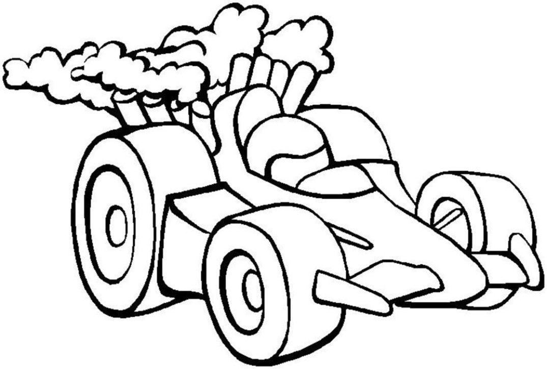 race car coloring pages | Coloring Pages