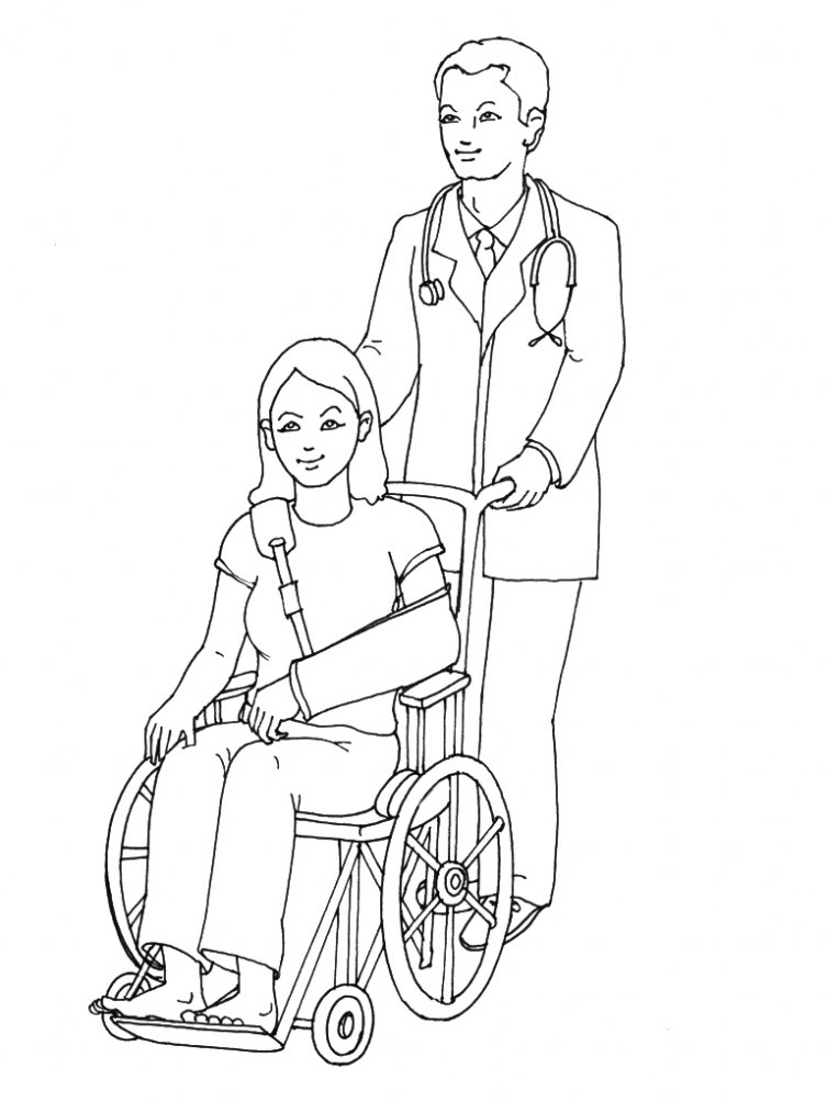 animados de doctores Colouring Pages (page 3)
