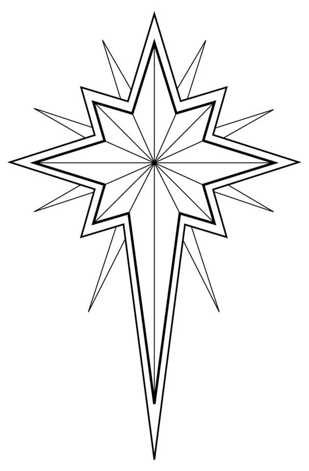 Colorear Estrellas Fugaces Estrellas Luna y Para Colorear